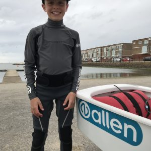 Allen selects new recipient for the Allen Academy Optimist
