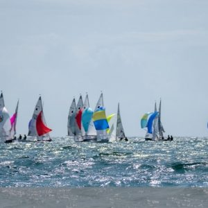 2019 Allen GP14 UK National Championships – Overall