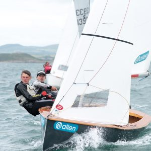 Team Allen Review – GP14 Allen Nationals 2019 Abersoch