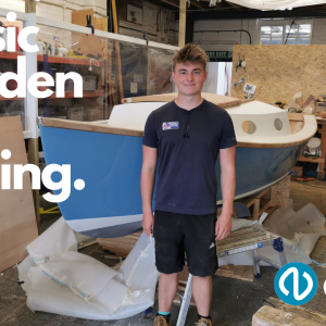 Classic Wooden Boat Building with Drew Wright