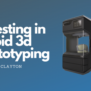 Investing in Rapid 3d Prototyping