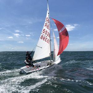 Joey Taylor 2020 Sailing Highlights
