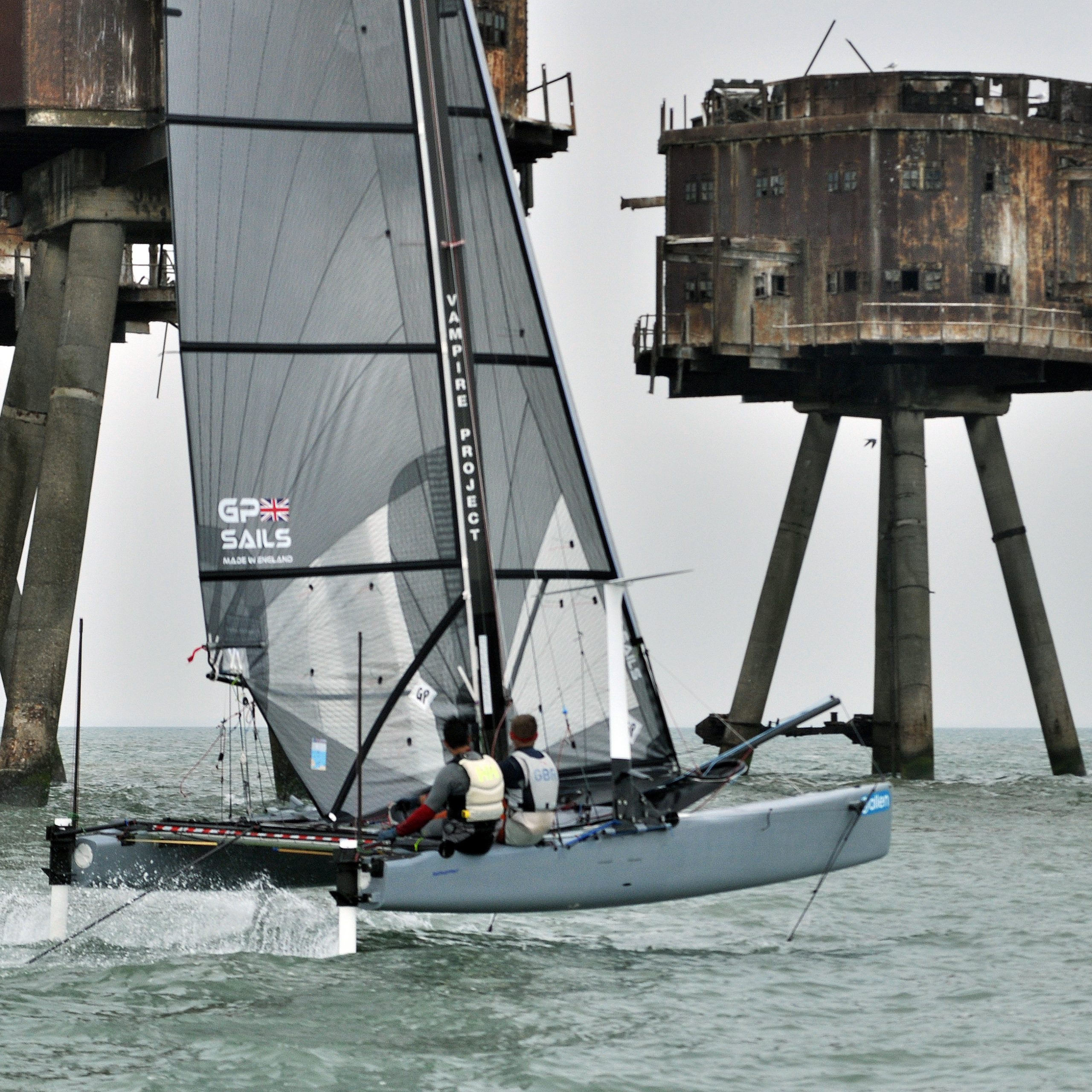 Whitstable Forts Race