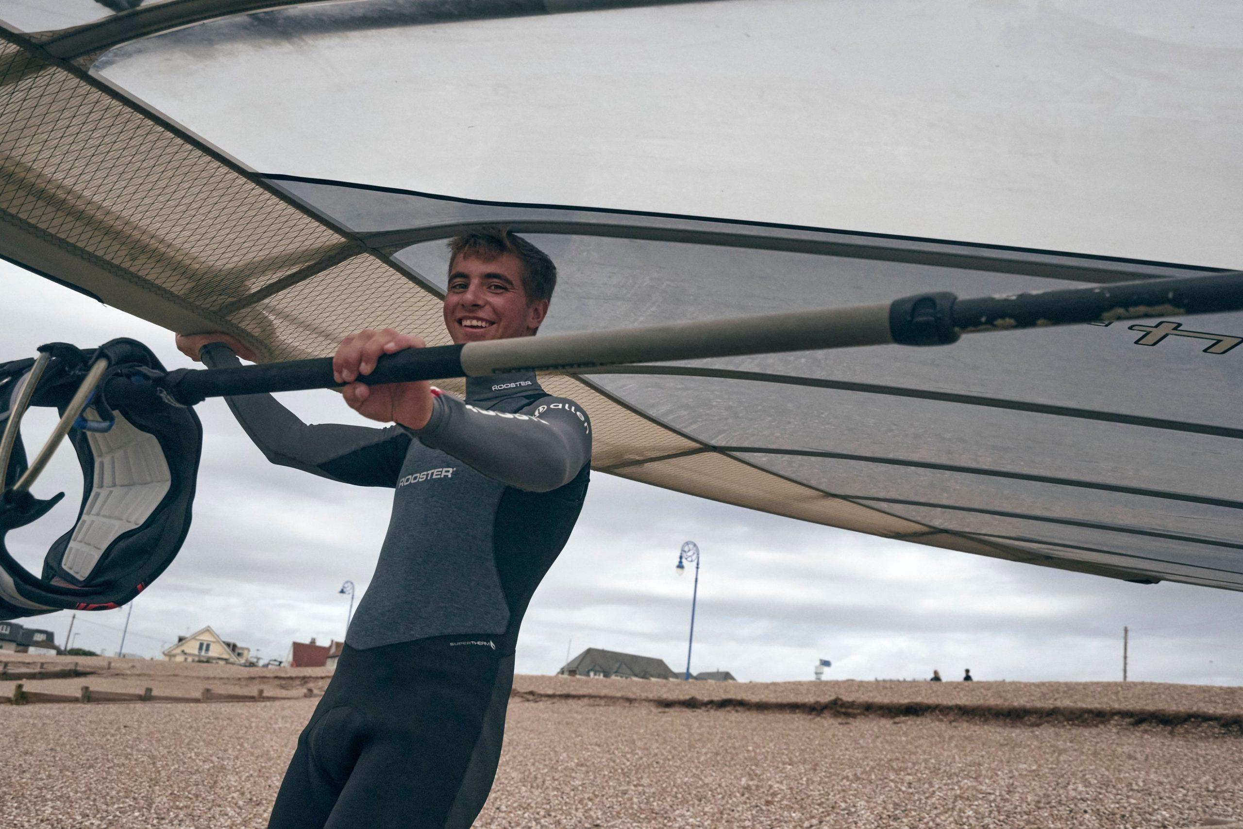 Dylan Collingbourne Wind Surf