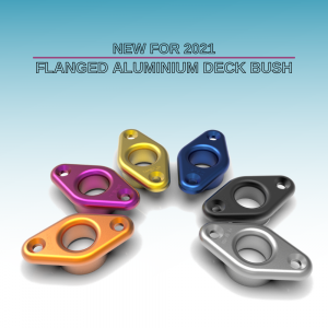 New Product Announcement – Flanged Aluminium Deck Bush