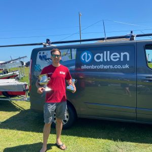 Allen employee's bring home the silverware