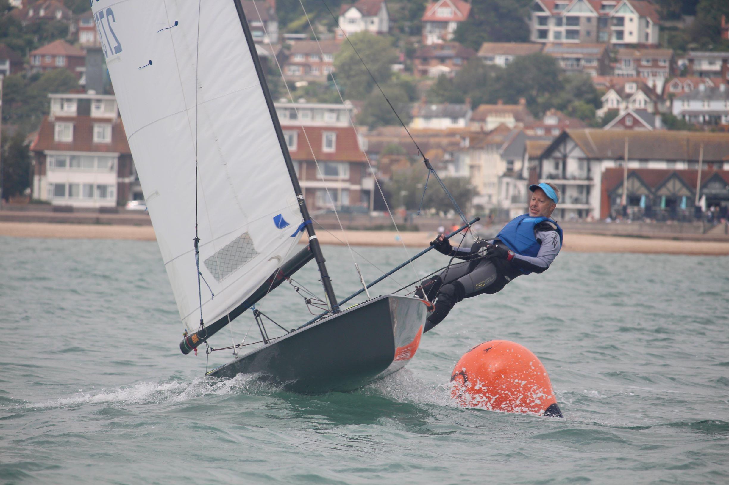 Contender Sailing